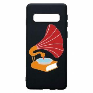 Etui na Samsung S10 Peacock