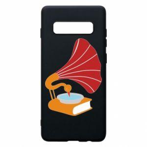 Etui na Samsung S10+ Peacock