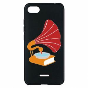 Etui na Xiaomi Redmi 6A Peacock