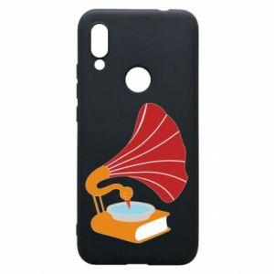 Etui na Xiaomi Redmi 7 Peacock