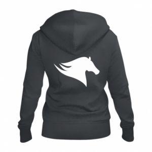Damska bluza na zamek Wild Horse