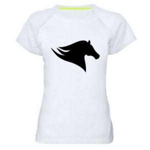 Damska koszulka sportowa Wild Horse