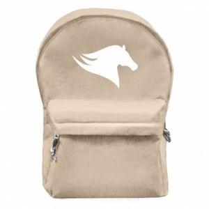 Plecak z przednią kieszenią Wild Horse