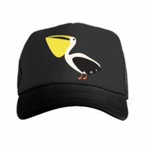 Czapka trucker Pelican