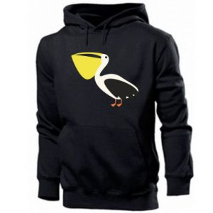 Męska bluza z kapturem Pelican