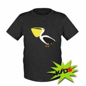 Dziecięcy T-shirt Pelican