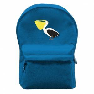 Plecak z przednią kieszenią Pelican