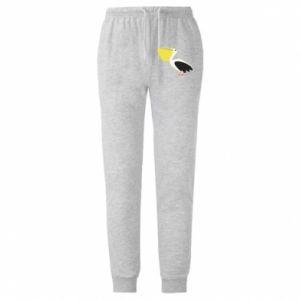 Męskie spodnie lekkie Pelican