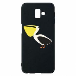 Etui na Samsung J6 Plus 2018 Pelican