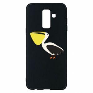 Etui na Samsung A6+ 2018 Pelican