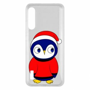 Etui na Xiaomi Mi A3 Penguin in a hat
