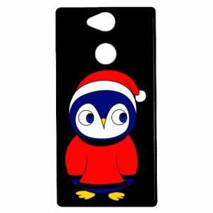 Etui na Sony Xperia XA2 Penguin in a hat