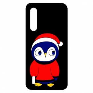 Etui na Xiaomi Mi9 Lite Penguin in a hat