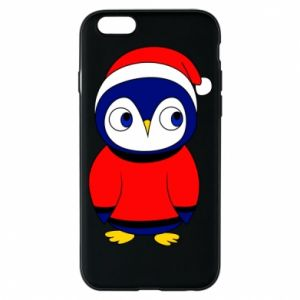 Phone case for iPhone 6/6S Penguin in a hat