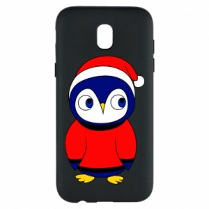 Phone case for Samsung J5 2017 Penguin in a hat