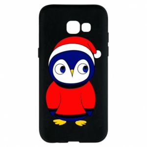 Phone case for Samsung A5 2017 Penguin in a hat
