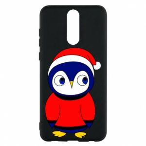 Phone case for Huawei Mate 10 Lite Penguin in a hat