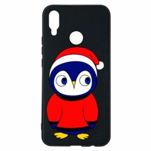 Phone case for Huawei P Smart Plus Penguin in a hat
