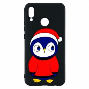 Phone case for Huawei P20 Lite Penguin in a hat