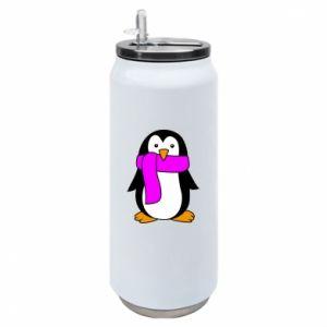 Puszka termiczna Penguin in a scarf