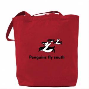 Torba Penguins fly south