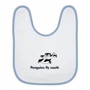Śliniak Penguins fly south