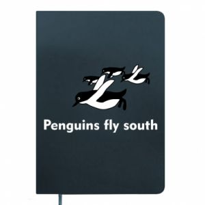 Notes Penguins fly south