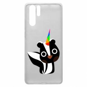 Etui na Huawei P30 Pro Pensive skunk