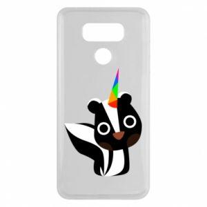 Etui na LG G6 Pensive skunk