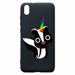 Etui na Xiaomi Redmi 7A Pensive skunk