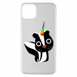 Etui na iPhone 11 Pro Max Pensive skunk