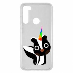 Etui na Xiaomi Redmi Note 8 Pensive skunk