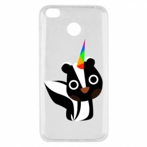 Etui na Xiaomi Redmi 4X Pensive skunk