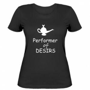 Koszulka damska Performer desirs
