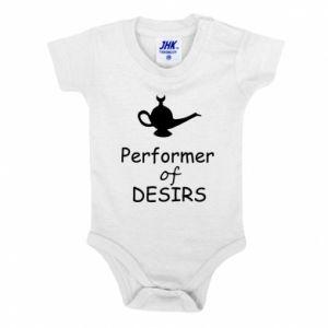 Body dziecięce Performer desirs