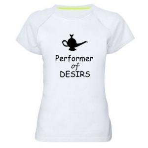 Koszulka sportowa damska Performer desirs