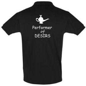 Koszulka Polo Performer desirs