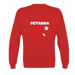 Bluza dziecięca Petarda