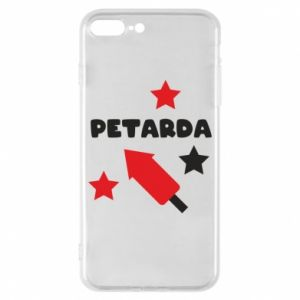 Etui na iPhone 8 Plus Petarda