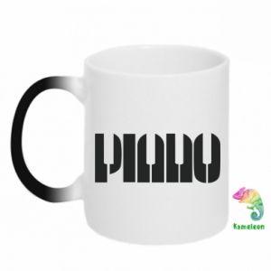 Magic mugs Piano