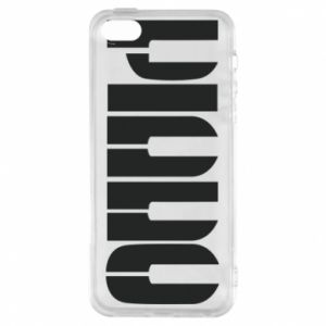 Etui na iPhone 5/5S/SE Piano