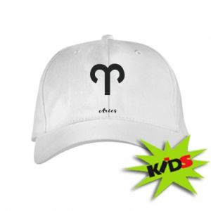 Kids' cap Zodiac sign Aries