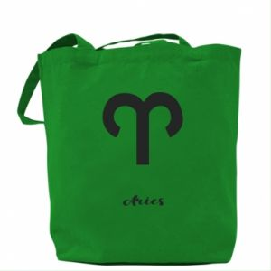 Bag Zodiac sign Aries