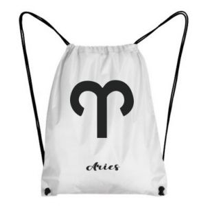 Backpack-bag Zodiac sign Aries