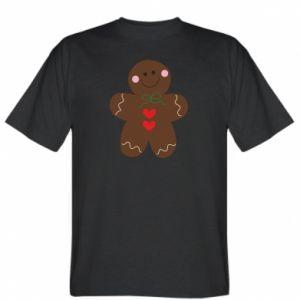 T-shirt Gingerbread Man