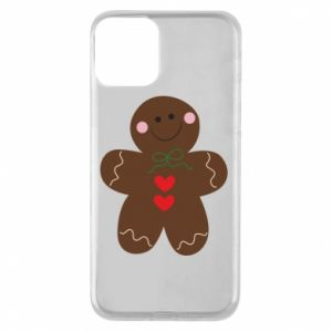 Phone case for iPhone 11 Gingerbread Man