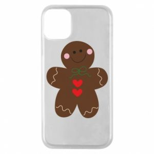 Phone case for iPhone 11 Pro Gingerbread Man