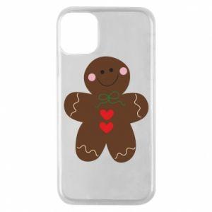 iPhone 11 Pro Case Gingerbread Man