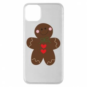 Phone case for iPhone 11 Pro Max Gingerbread Man