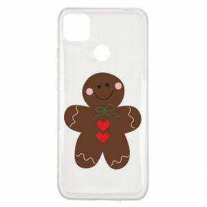 Xiaomi Redmi 9c Case Gingerbread Man